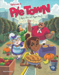 PIE TOWN (ANGLAIS)
