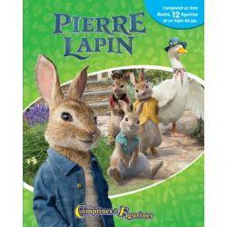 PIERRE LAPIN -  COMPTINES ET FIGURINES