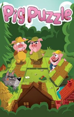 PIG PUZZLE (ANGLAIS)