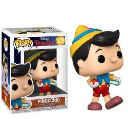 PINOCCHIO -  FIGURINE POP! EN VINYLE DE PINOCCHIO (10 CM) 1029