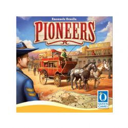 PIONEERS -  JEU DE BASE (MULTILINGUE)
