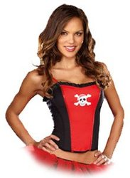 PIRATES -  CORSET PIRATE