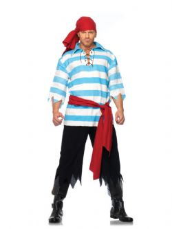 PIRATES -  COSTUME DE PIRATE PILLEUR