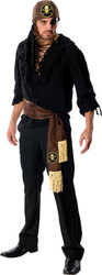 PIRATES -  COSTUME DE PIRATE SWASHBUCKLER