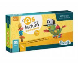 PLACOTE -  L'AS DE LA LECTURE (FRANÇAIS) -  CONFUSION