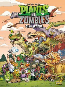 PLANTS VS ZOMBIES -  DINO MYTHE 12