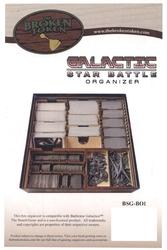 PLATEAU DE RANGEMENT -  PLATEAU DE RANGEMENT - GALACTIC STAR BATTLE