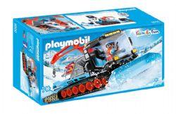 PLAYMOBIL -  AGENT AVEC CHASSE-NEIGE 9500