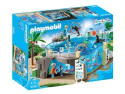 PLAYMOBIL -  AQUARIUM MARIN 9060