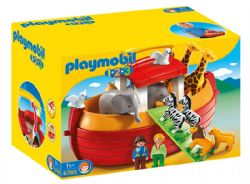PLAYMOBIL -  ARCHE DE NOÉ TRANSPORTABLE 6765