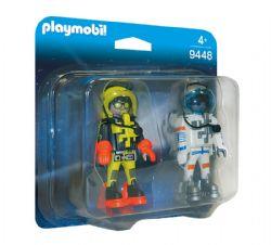 PLAYMOBIL -  ASTRONAUTES 9448