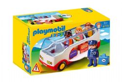 PLAYMOBIL -  AUTOCAR DE VOYAGE 6773