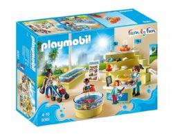 PLAYMOBIL -  BOUTIQUE DE L'AQUARIUM 9061