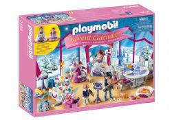 PLAYMOBIL -  CALENDRIER DE L'AVENT - BAL DE NOEL AU SALON DE CRISTAL 9485
