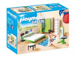 PLAYMOBIL -  CHAMBRE AVEC ESPACE MAQUILLAGE 9271