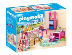 PLAYMOBIL -  CHAMBRE D'ENFANT 9270
