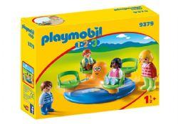 PLAYMOBIL -  ENFANTS ET MANÈGE 9379