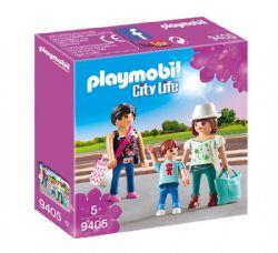 PLAYMOBIL -  FEMMES AVEC ENFANTS 9405