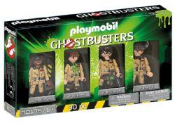 PLAYMOBIL -  GHOSTBUSTERS ENSEMBLE EDITION COLLECTIONNEUR (30 PIÈCES) 70175