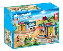 PLAYMOBIL -  GRAND CAMPING (222 PIÈCES) 70087