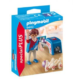 PLAYMOBIL -  JOUEUR DE BOWLING 9440