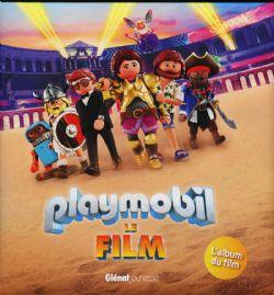 PLAYMOBIL -  L'ALBUM DU FILM -  PLAYMOBIL LE FILM