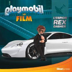 PLAYMOBIL -  L'ESPION REX DASHER -  PLAYMOBIL LE FILM