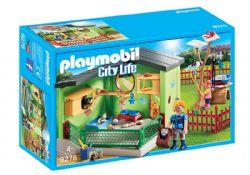 PLAYMOBIL -  MAISONNETTE DES CHATS 9276