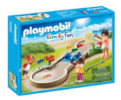 PLAYMOBIL -  MINI-GOLF (46 PIÈCES) 70092