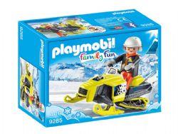 PLAYMOBIL -  MOTONEIGE 9285