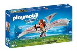 PLAYMOBIL -  NAIN AVEC DELTAPLANE 9342