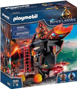 PLAYMOBIL -  NOVELMORE - TOUR D'ATTAQUE MOBILE DES BURNHAM RAIDER (53 PIÈCES) 70393 70393