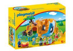 PLAYMOBIL -  PARC ANIMALIER 9377