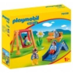 PLAYMOBIL -  PARC DE JEUX 70130