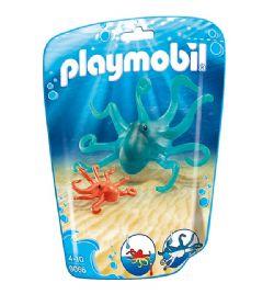 PLAYMOBIL -  PIEUVRE ET SON PETIT 9066