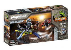 PLAYMOBIL -  PTÉRANODON ET DRONE (50 PIÈCES) 70628