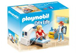PLAYMOBIL -  RADIOLOGISTE (21 PIÈCES) 70196