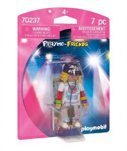 PLAYMOBIL -  RAPPEUSE (7 PIÈCES) 70237