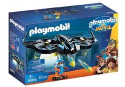 PLAYMOBIL -  ROBOTITRON AVEC DRONE (18 PIÈCES) 70071