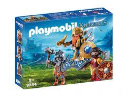 PLAYMOBIL -  ROI DES NAINS 9344