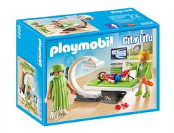 PLAYMOBIL -  SALLE DE RADIOLOGIE 6659