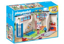 PLAYMOBIL -  SALLE DE SPORTS 9454