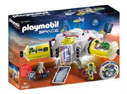PLAYMOBIL -  STATION SPACIALE MARS 9487