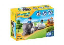 PLAYMOBIL -  TRAIN DES ANIMAUX 70405