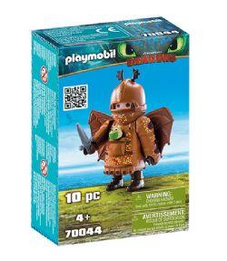 PLAYMOBIL -  VAREK EN COMBINAISON DE VOL (10 PIÈCES) 70044