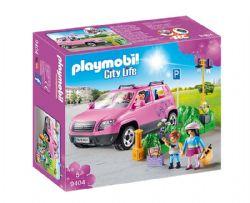 PLAYMOBIL -  VOITURE FAMILIALE 9404