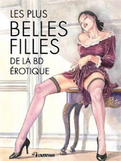 PLUS BELLES FILLES DE LA BD ÉROTIQUE, LES