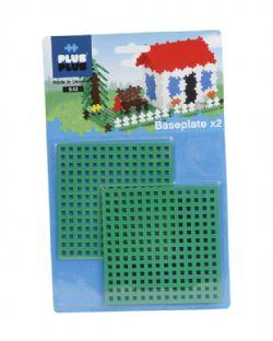 PLUS PLUS -  ENSEMBLE DE 2 PLAQUETTES