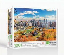 PLUS1PUZZLE -  MONTRÉAL (1001 PIÈCES)
