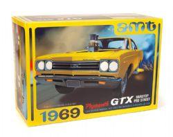 PLYMOUTH -  1969 - GTX (DIFFICILE)